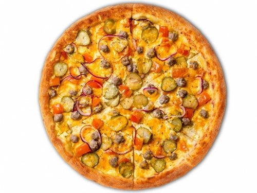 Пицца Чиз-биф