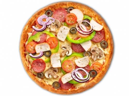 Пицца Крым-Вегас