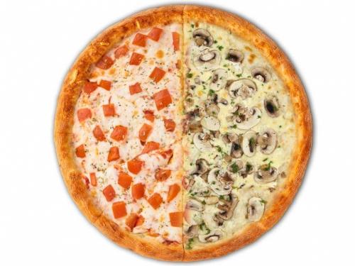 Пицца Маргарита / Грибная