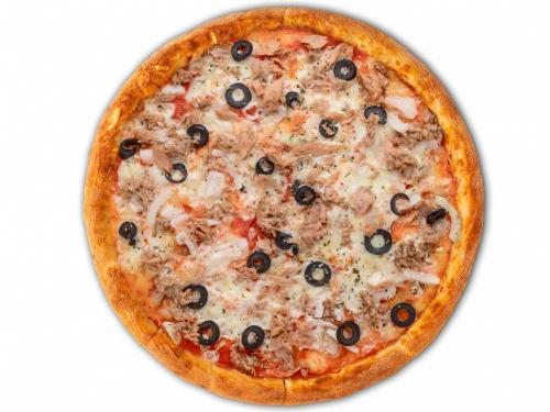 Пицца Рыбная с тунцом