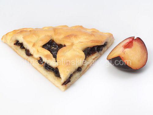 Осетинские пироги в Москве с доставкой Со сливой
