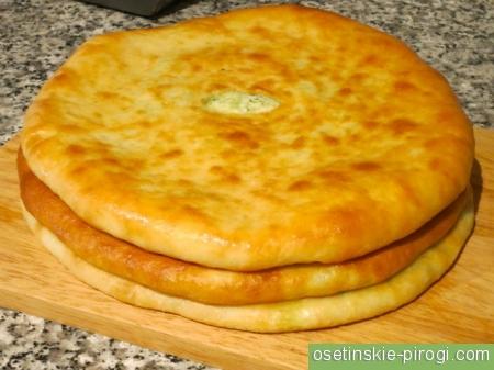 Викктория осетинские пироги
