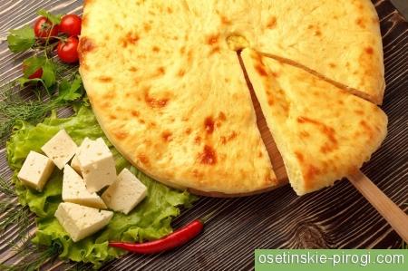 Вкусные осетинские пироги доставка в Москве отзывы