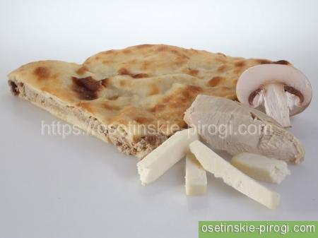 Вкусные осетинские пироги в Москве