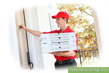 Заказать осетинские пироги с доставкой