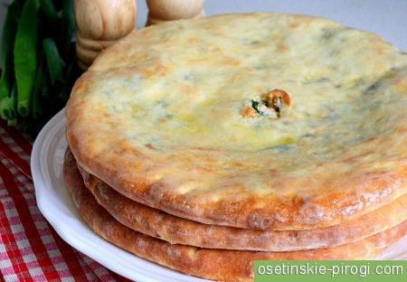 Заказать осетинские пироги в Москве с доставкой на Алексеевской